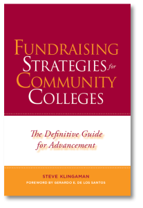 Fundraising Stratagies for Community Colleges Book Cover